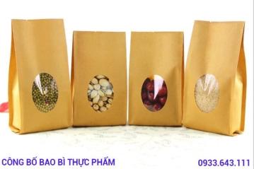 Công bố chất lượng lượng bao bì màng ghép phức hợp đựng thực phẩm như thế nào?