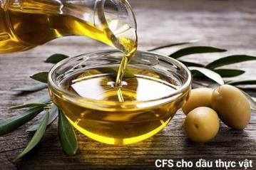 Thủ tục đăng ký lưu hành tự do CFS cho dầu thực vật