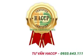 Tư vấn Chứng nhận HACCP tại Hồ Chí Minh và trên toàn quốc