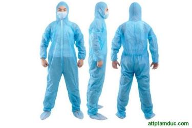 Công bố chất lượng trang phục phòng dịch như thế nào cho đúng?